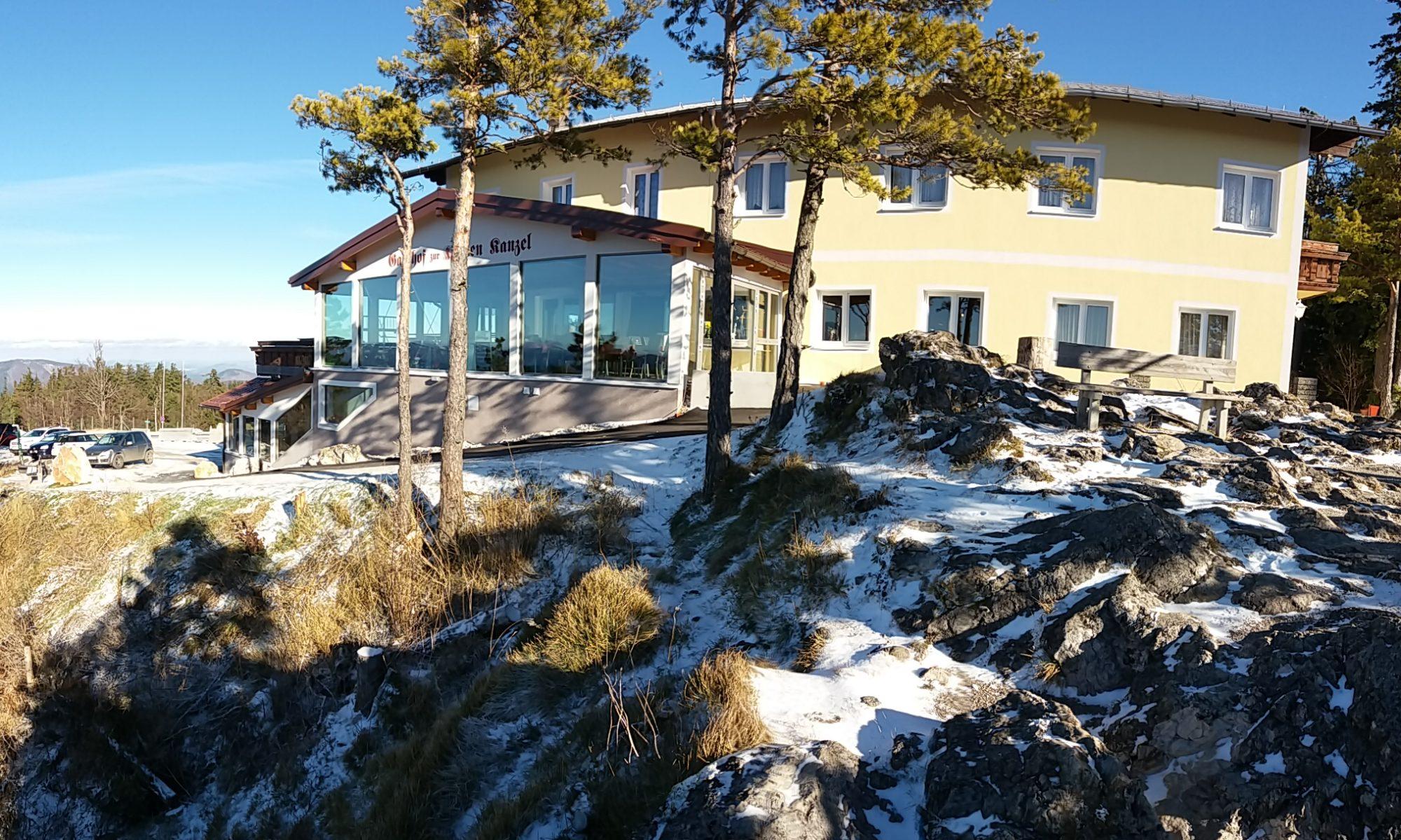 Gasthaus zur Kleinen Kanzel
